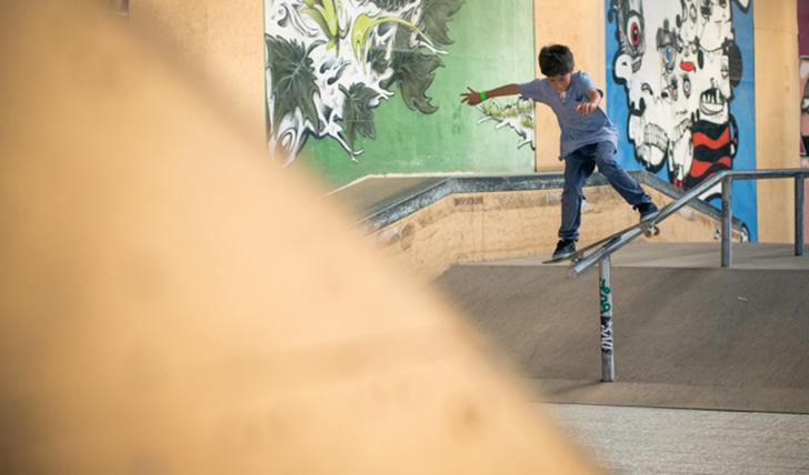 Tomás Pinto - Boardslide
